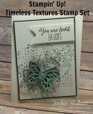 The Perfect Stamp Set For Backgrounds!