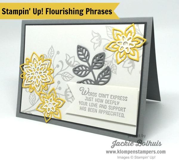 Flourishing Phrases Card Series #2