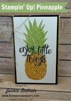 Pineapple Card Series #1