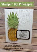 Pineapple Card Series #2