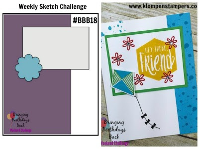 Bringing Birthdays Back Sketch Challenge (#BBB18)