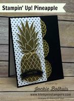 Pineapple Card Series #6