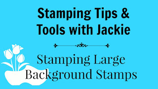 Stamping Tips & Tools With Jackie Video