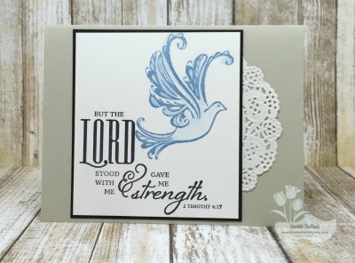 Strength & Prayers Card Series:  Card #3