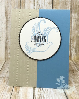 Strength & Prayers Card Series:  Card #2