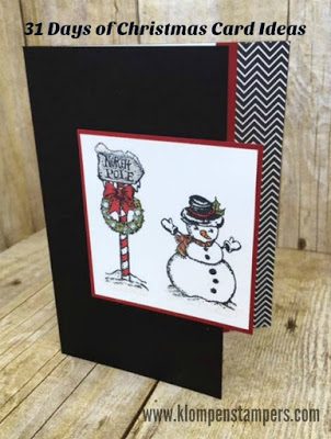 31 Days of Christmas Cards – Day #13