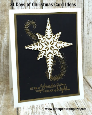 31 Days of Christmas Cards – Day 23