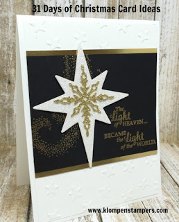 31 Days of Christmas Cards – Day #24