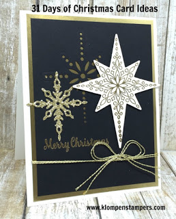 31 Days of Christmas Cards – Day #25