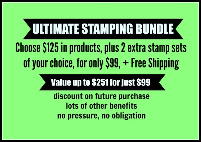 Join Stampin' Up! by March 31st and get up to $251 worth of products of your choice for just $99. Contact Jackie Bolhuis for more details.