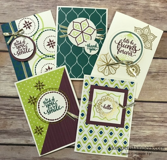 New Stampin' Up! Products Now Available (with FREE Gifts)