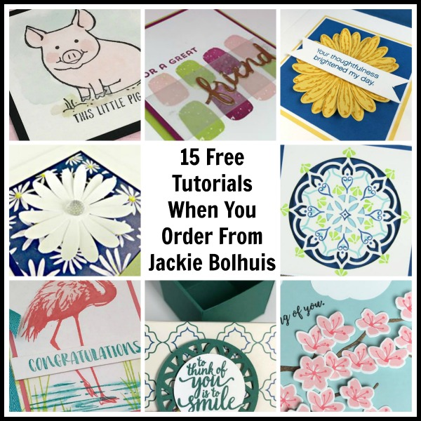 It's Time….the NEW Stampin' Up! Catalog is HERE!
