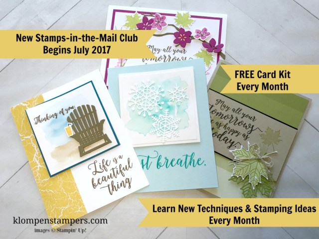 Last Chance to the Stamps-in-the-Mail Club
