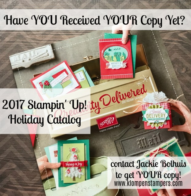 Have you received your Holiday Catalog Yet?