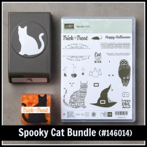 Spooky Cat by Stampin' Up!