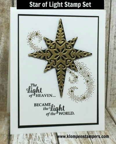 Star of Light Card #2