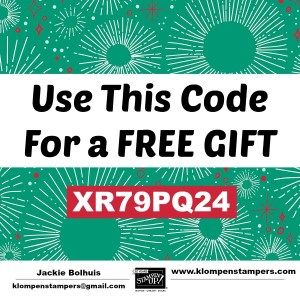 Shop with me using this code and receive a free gift.