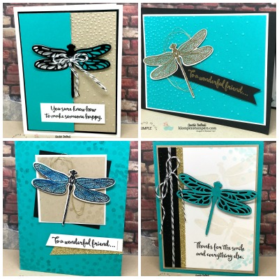 Dragonfly Dreams Cards