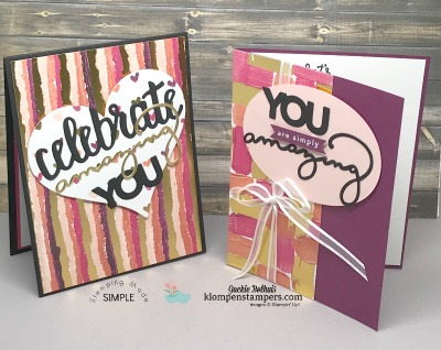 Celebrate YOU With Free Products
