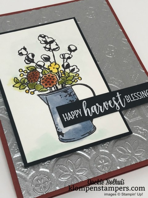 Greeting Card Making Ideas with Jackie Bolhuis