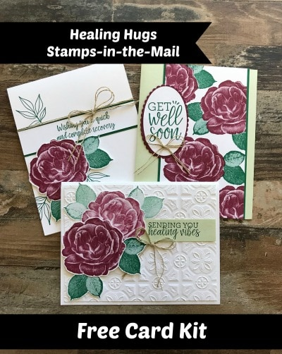 Last Chance for Free Card Kit