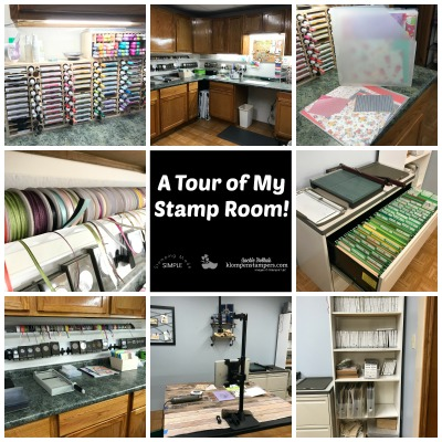 Craft Room Tour and Storage Ideas