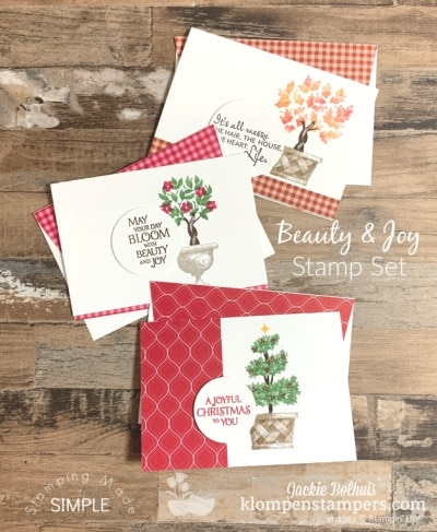 Card Making: How to Use a Baby Wipe as an Ink Pad