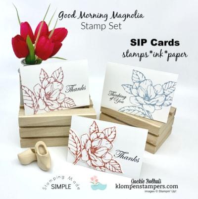 Need to Make A Quick Beautiful Handmade Card?
