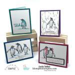 Magic-in-Card-Making-Masking-Tape-Technique-on-Penguin-Handmade-Cards