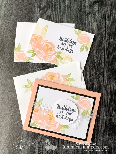 Need Simple Card Ideas? You'll Love the Easy & the Wow