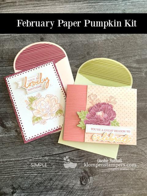 Exploring-Paper-Pumpkin-February-Kit-Birthday-Cards
