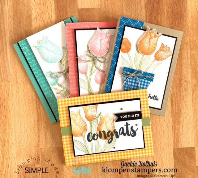 How to Make 12 Amazing Cards In Easy Steps   April Card Making Class
