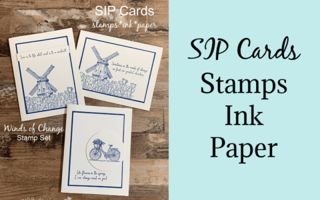 Love Easy Card Making? Grab This Stamp Set Before It's Gone