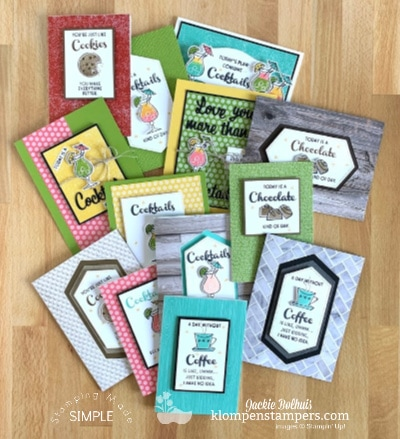 13 Card Making Ideas That Will WOW You! | Nothing's Better Than Stampin' Up!