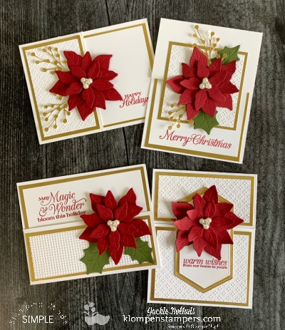 Elegant Christmas Cards to Make That Will Leave You Saying WOW