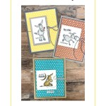 Darling Donkey's: A Free Sale-a-Bration Stamp Set You Can Earn