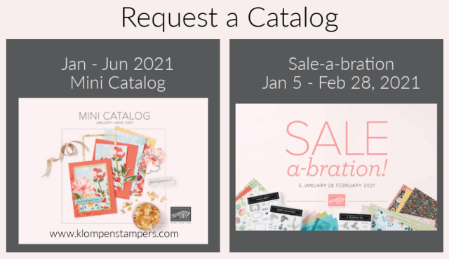 Request a catalog from Jackie Bolhuis, Klompen Stampers team