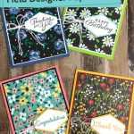 Stampin' Up! Flower & Field Designer Paper