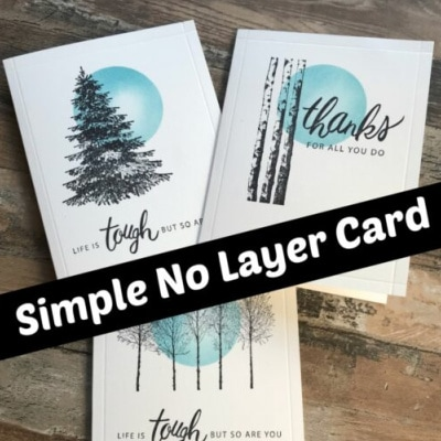 Need Simple Cards for Men That Are Impressive and Fun to Make?