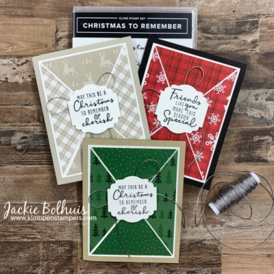 How To Make Beautiful Christmas Cards Super Quick & Fun