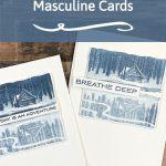 monochromatic-masculine-cards