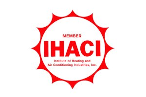 IHACI Institute of Heating and Air Conditioning Industries logo