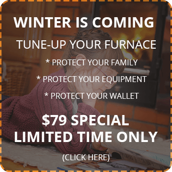 Klondike Air Fall Furnace Tune-Up $79