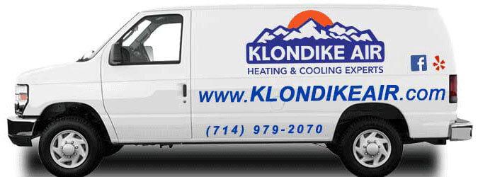 Klondike Air Conditioning Heating Orange County CA