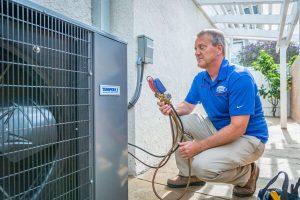 Klondike Air Residential Air Conditioning Repair Service Installation Orange County CA