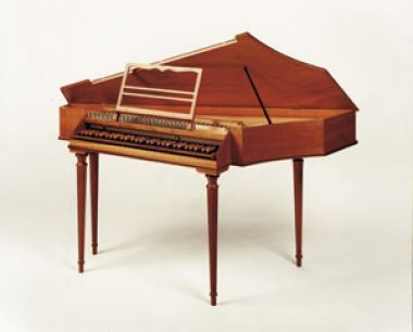 Spinet. BB-f'''. 1x8' + luit.