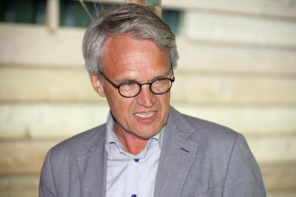 Cees Renckens schrijft columns voor Kloptdatwel. Van 1988 tot 2011 was hij voorzitter van de Vereniging tegen de Kwakzalverij. Foto: Klaas Jaarsma