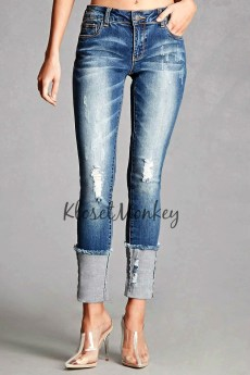 cufed jeans 4