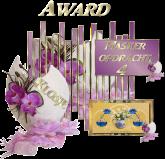 masker award