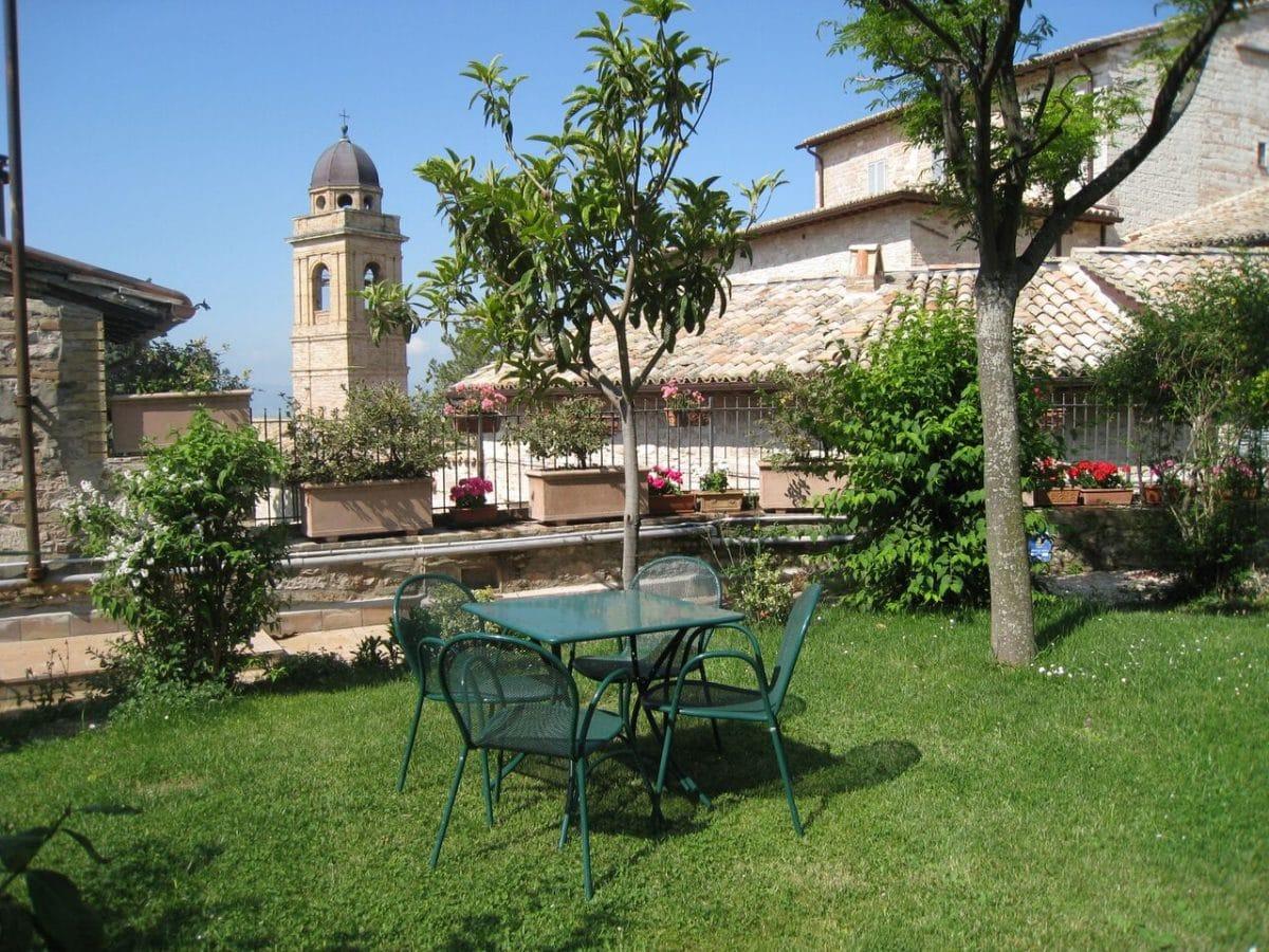 Casa Santa Elisabetta, Assisi